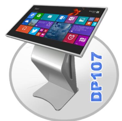首环/SH-TOUCH DP107 触摸式终端设备