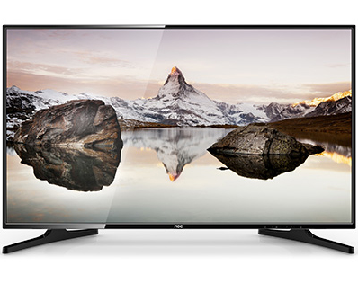 冠捷/AOC 50U2 4K超高清 普通电视设备(电视机)