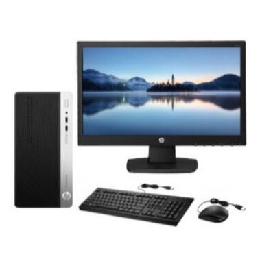 惠普/HP ProDesk 480 G6 MT-Q603600005A+P241V(23.8英寸) 台式计算机