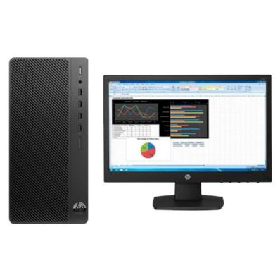 惠普/HP 288 Pro G4 MT Business PC-P901100005A+V220(21.5英寸) 台式机